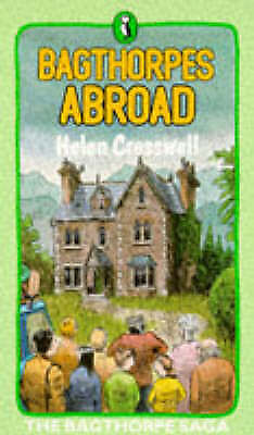 Bagthorpes Abroad: Being the Fifth Part of the Bagthorpe Saga (Puffin Story Book