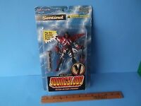 Youngblood Series 1 Sentinel 6in Figure W/flip-out Shoulder Armor For Flight
