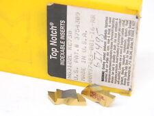 KENNAMETAL NTC3R13E New Carbide Inserts Grade KC730 7pcs O