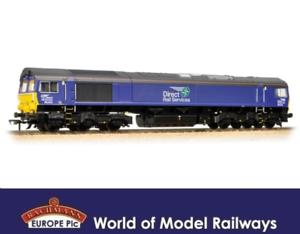 Bachmann 32-982 Class 66 66434 DRS Plain blu Compass OO Gauge
