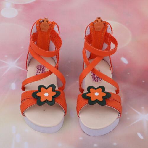 Schöne Puppe Sommer Schuhe Sandalen Für 1//3 BJD Dollfie Kleidung Zubehör