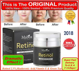 BEST-Retinol-2-5-Moisturizer-Face-Cream-Vitamin-E-Collagen-Acne-Hyaluronic-Acid