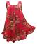 23-Couleurs-Hippie-lagenlook-tunique-robe-Boho-Caftan-taille-18-20-22-24-26-28-30 miniature 21