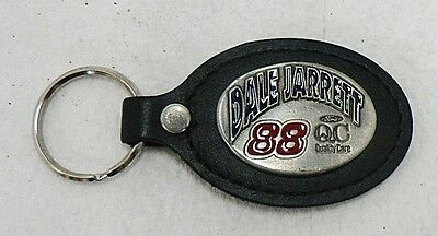 Pewter Dale Jarrett # 88 NASCAR Keychain /& Keyring