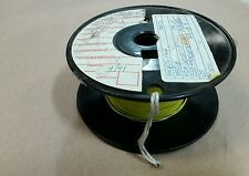 400 Ft M168784bde4 Yellow Cable Wire 26awg 19 Strand 38awg 600v