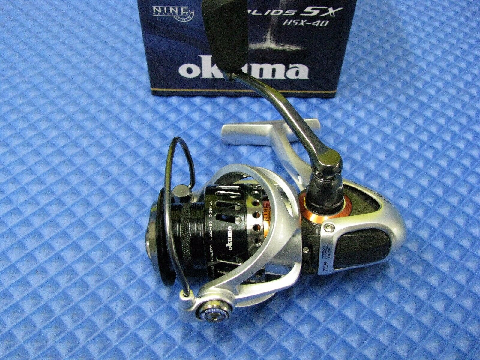Okuma Spinning Reel 9BRG 9BRG 9BRG Helios SX HSX-40 2bb656