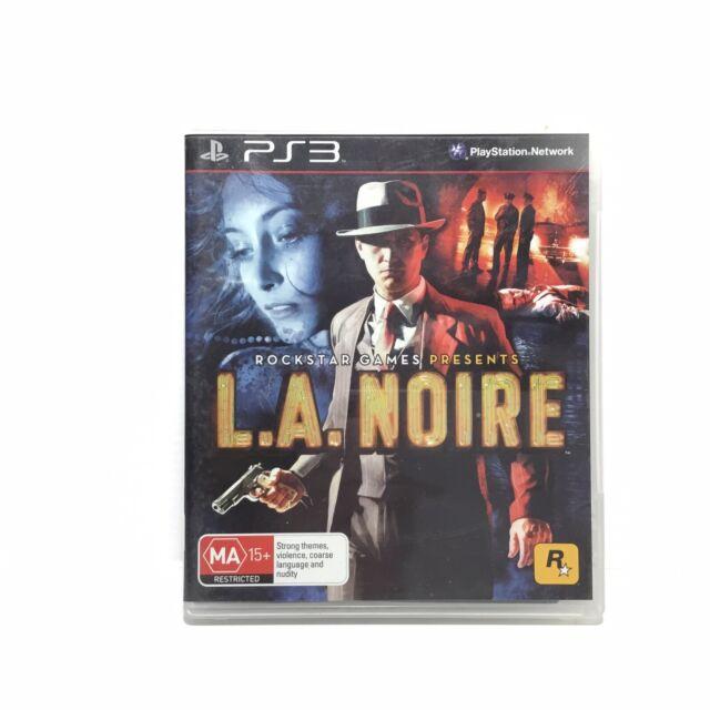 LA Noire - Playstation 3 PS3 - Like New - FREE POST