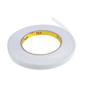 50m Double Stick Tape Double Sided Mounting Tape -Strong Stickiness 10mm