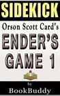 Book Sidekick: Ender's Game: The Ender Quintet, 1 by Bookbuddy (Paperback / softback, 2014)