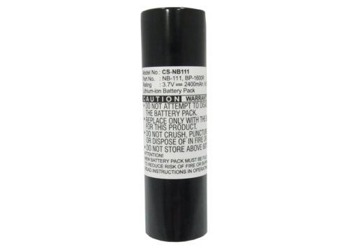 Reino Unido Batería Para Kenwood dmc-g7r Minidisc jugadores 3.7 v Rohs