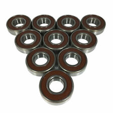 6204 2rs 6204 Rs 6204rs Quality Sealed Bearings 10 Pcs 6 204 4w