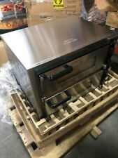 1444 Waring Wpo350 Countertop Pizza Oven Double Deck 240v1ph