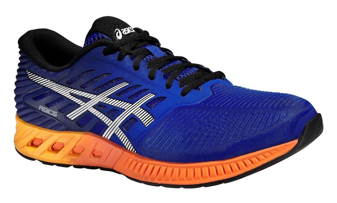 SautoPE ASICS FUSEX correreNING uomo blu elettrico  arancio T639N 4350 numero 46