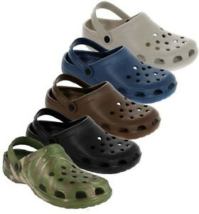 Scarpe da uomo A1115 GIARDINO SPIAGGIA ESTATE ZOCCOLI SANDALI pantofole