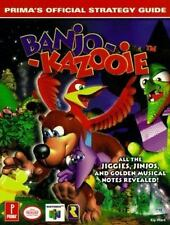Banjo - Kazooie Prima's Official Strategy Guide