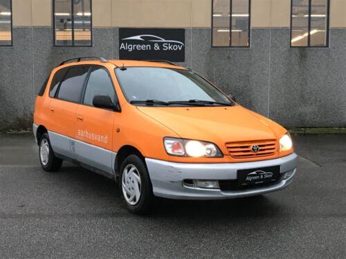 Toyota Sportsvan 2.2 TD