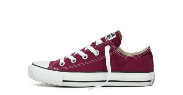 830f20ae6b22 Converse Chuck Taylor All Star Ox Shoes Classic Chucks Low Trainers ...