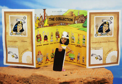 Adventures Asterix Collection Special Edition Cleopatra Cake Topper Figure E