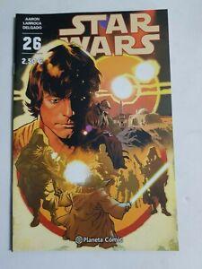 Frugal Star Wars Nº 26 Estado Nuevo Planeta Comic Mire Mas Articulos