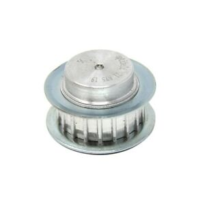 27-T5-22-200ZA-Belt-pulley-Profile-T5-Width16mm-Mat-aluminium-V-metric-OPTIBELT