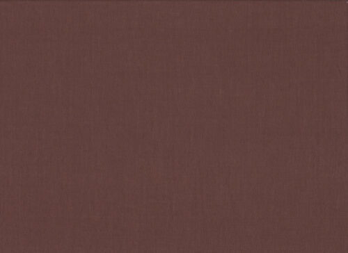 112cm wide Brown #1 Poplin Polycotton Fabric