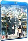 Girl Who Leapt Through Time 5022366802048 Blu Ray P H