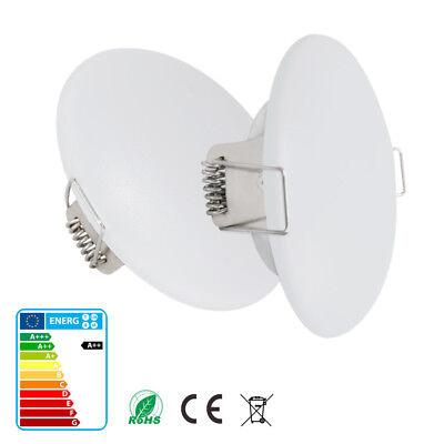 6X12v LED Einbauleuchte Einbaustahler Deckenlampe Warmweiß Wohnwagen Reisemobil
