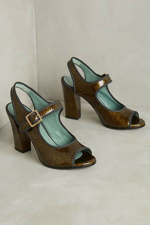 n ° 1 online Anthropologie Verona Heels Open Toe Sandals by by by PAOLA D'ARCANO  37   6.5 New  colorways incredibili