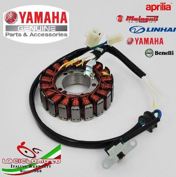 APRILIA 250 Leonardo/ST 99/01 STATOR ORIGINAL YAMAHA OEM 4HC-81410-10