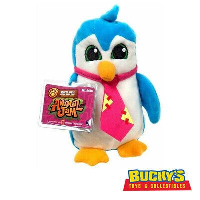 Animal Jam Punk Penguin Plush