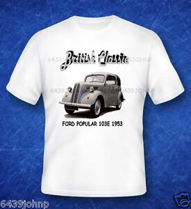 FORD-POPULAR-103E-1953-ENTHUSIAST-T-SHIRT