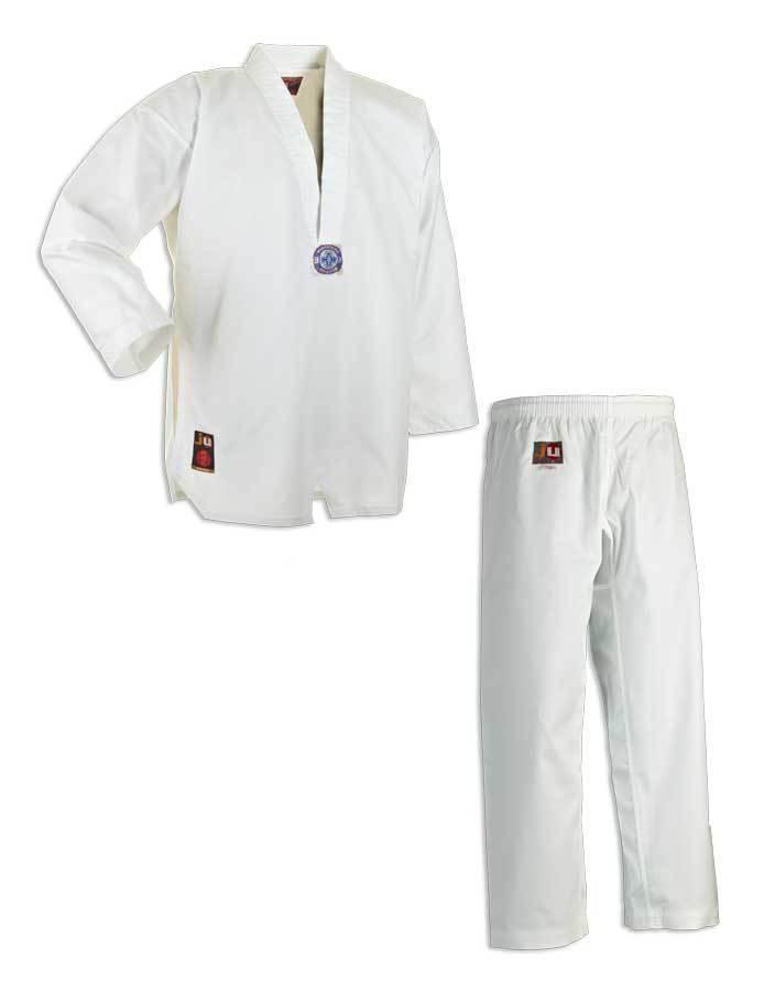 TAEKWONDOAnzug  Chagi  Ribbed Ju-Sports Taekwondo Anzug Anzug Anzug Anzug mit Struktur 209935