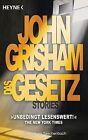 Das Gesetz von John Grisham (2012, Taschenbuch)