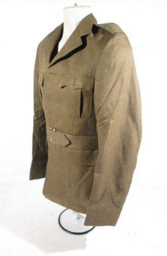 NEW British Army Dress FAD Tunic Uniform With Waist Belt /& Protective Bag