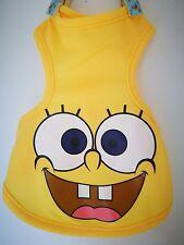 SpongeBob Pet Puppy Dog Cat Vest Sweater Apparel Easter Spring Summer Costume S