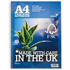 Silvine A4 Twin Wire Notebook 160 Pages Ruled With Margin PK 5 FSCTW80
