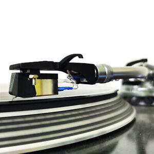 BUM-M1 Phonograph Needle Vinyl Record Players Magnetic Cartridge Stylus LP OFY