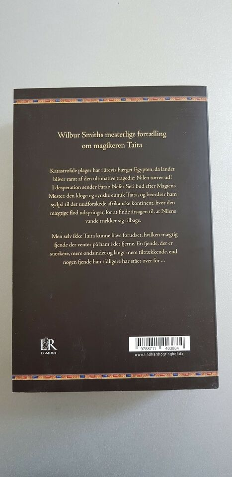 Den 11. plage, Wilbur Smith, genre: roman
