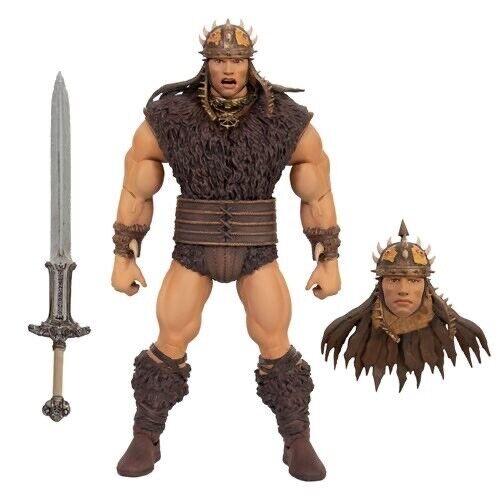 2020* Conan the Barbarian Ultimates Conan 7-Inch Action Figure *Preorder Nov