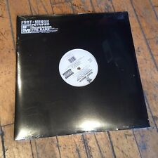Fort Minor - Petrified /Remember The Name [12 inch vinyl] single NEW Linkin Park