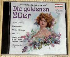 Veronika, der Lenz ist da - Die goldenen 20er - Capriccio 1998 - Edition Klassik