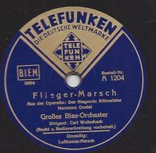 CARL WOITSCHACH : Lufthansa-Marsch - Deutsche Flieger-Fanfare