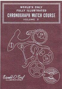 Venus-Cal-170-Chronograph-How-to-Repair-How-to-PDF-Book