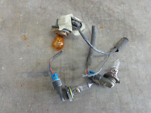 image is loading driver-headlight-wire-harness-02-03-04-saturn-