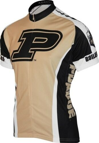 Homme NCAA Adrenaline Promotions Purdue Chaudronniers Maillot de cyclisme
