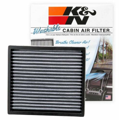 K/&N Replacement Cabin Air Filter for Sienna Matrix Highlander SEQUOIA Yaris etc.