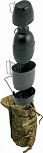 Bcb-Crusader-Multi-fuel-Cooking-System-and-Waterbottle-Black-None