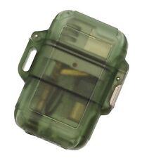 WINDMILL Lighter ZAG All Weather waterproof Green Smoke 362-0029-01 Japan Import