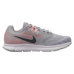 35ebd836435ce Womens NIKE ZOOM SPAN 2 Wolf Grey Running Trainers 909007 012