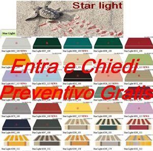 TESSUTO TEMPOTEST PARA\' CUCITO SU MISURA TENDE DA SOLE Var.STAR ...
